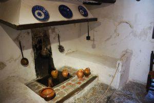 Casa natal de Goya: cocina