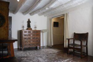 Casa natal de Goya: primera planta