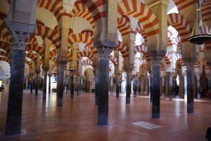 Mezquita de Córdoba. Columnas