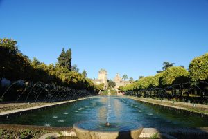Alcázar de los Reyes Cristianos. Jardines