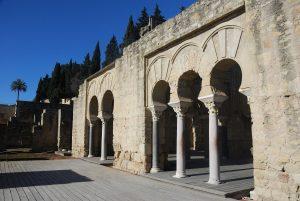 Medina Azahara. Edificio Basilical Superior