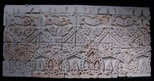 Medina Azahara. Friso de atauriques