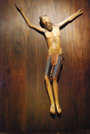 Cristo de San Pedro de Siresa