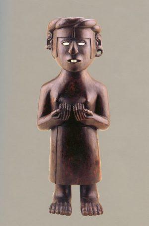 Diosa de la fertilidad. Azteca - Matlatzinca, ca. 1500