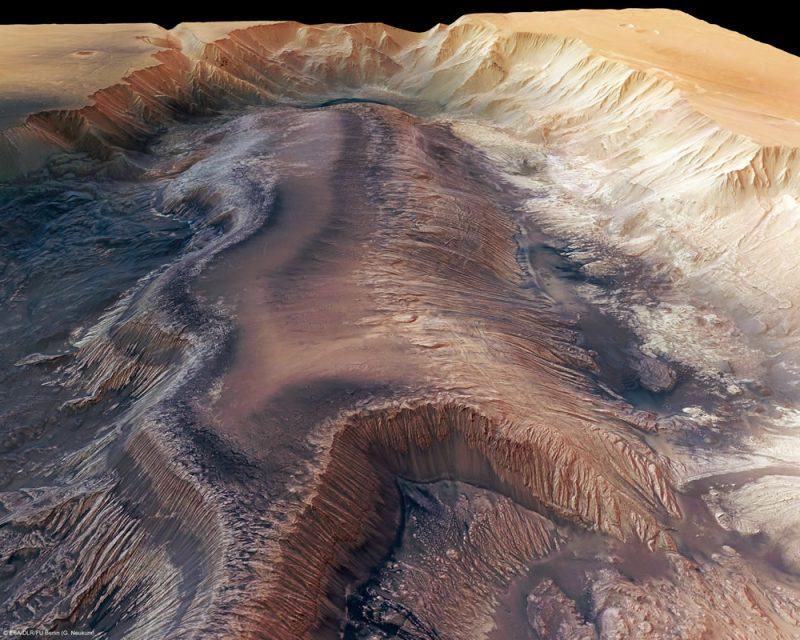 Hebes Chasma (Marte)