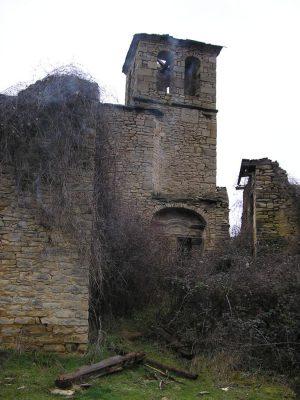 Paternoy. Iglesia