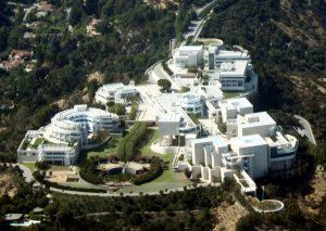 Richard Meier: Centro Getty, Los Angeles, California (EE.UU.); 1985-97