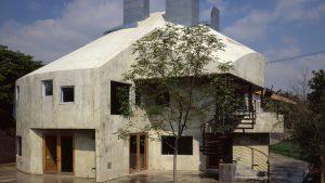 Eric Owen Moss: Casa Lawson Westen. Los Angeles, California, EE.UU., 1988-94