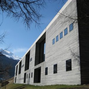 Peter Zumthor. Therme Vals