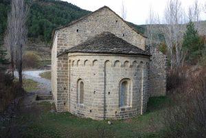 San Adrián de Sasau (o Sasabe)
