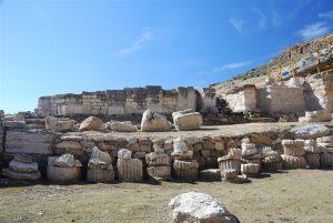 Bilbilis Augusta. El Teatro