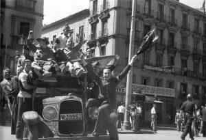 Robert Capa. Madrid, ago-sep 1936