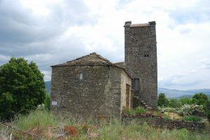 Iglesia parroquial de Santiago Apóstol en Orante