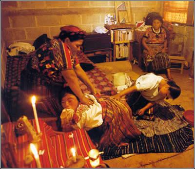 Tradición Acateca (etnia maya)
