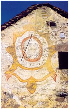El reloj de sol de Ascaso