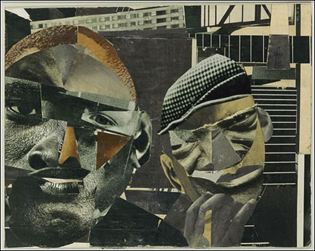 Romare Bearden, Pittsburgh Memory, 1964