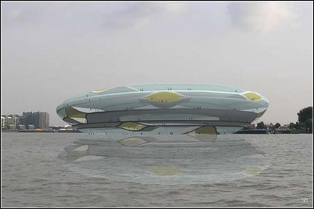 De Nieuwe Kuip. Rotterdam, The Netherlands. Design 2006.