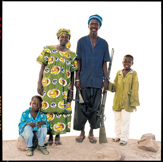 Sangha, Mali, 11 April 1997