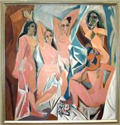 Señoritas de Avignon