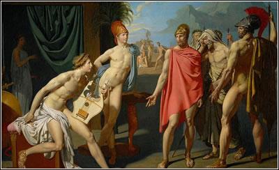 Los embajadores de Agamenon