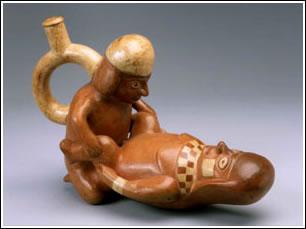 Cultura Mochica. 1 - 800 D.C. Epoca Auge