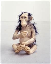 John Isaacs. Untitled (Monkey) 1995