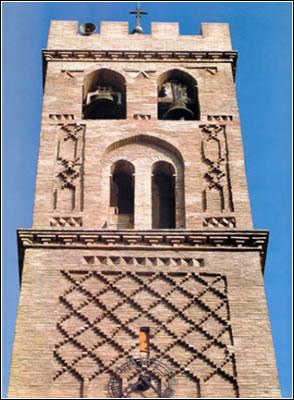 Iglesia de la Asunción (La Puebla de Alfindén)