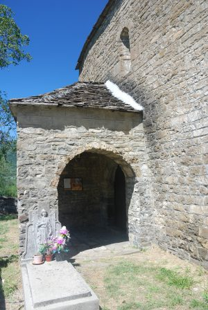 Iglesia de Santa Eulalia (Orós bajo)