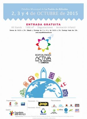 3ª Feria Expo-Alfindén Activa 2015