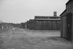 Auschwitz II (Birkenau): Barracones