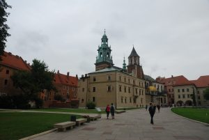 Cracovia. La fortaleza de Wawel