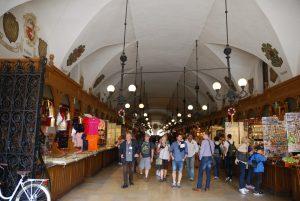 Cracovia. Mercado