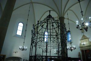 Cracovia. Barrio de Kazimierz. Sinagoga Vieja