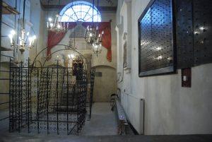 Cracovia. Barrio de Kazimierz. Sinagoga de Remu