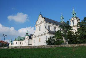 Cracovia. Vístula