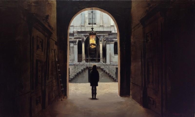 Cristóbal Pérez García. Pintura clásica y urbana