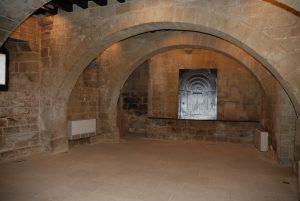 Uncastillo. Lonja medieval