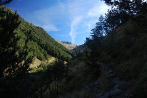 Por Canal Roya hasta el Ibón de Anayet. Caminando por Canal Roya