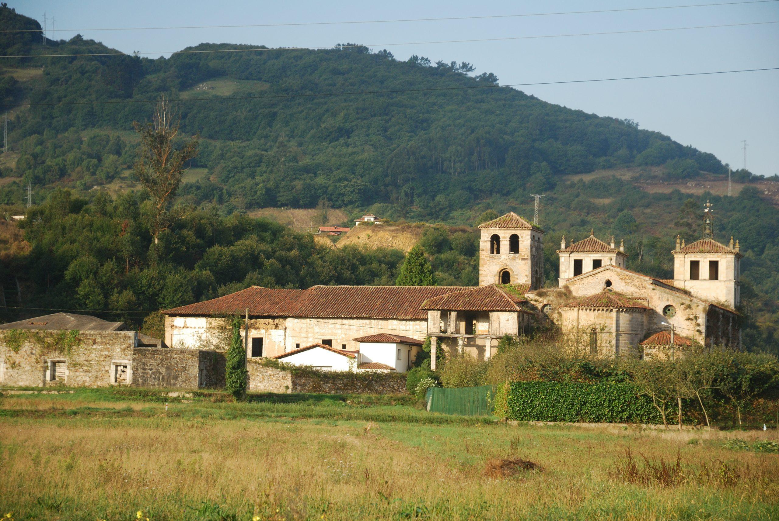 Monaterio de San Salvador de Cornellana