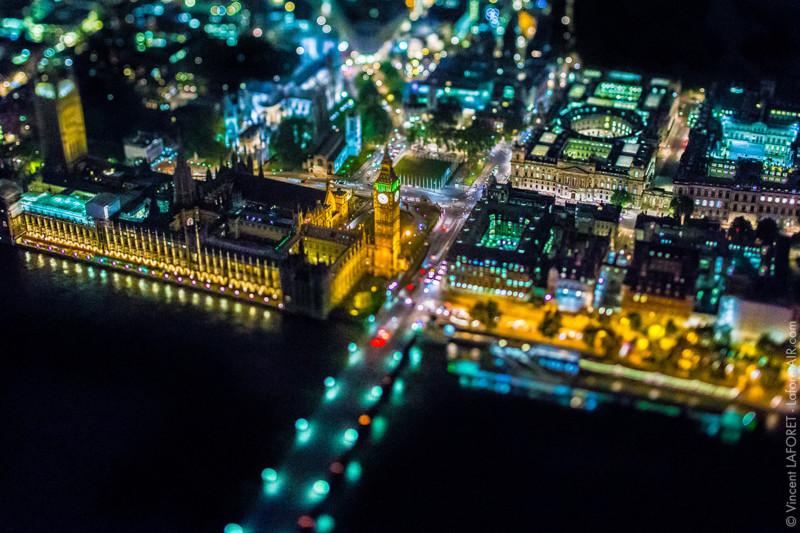 Vincent Lafore. Ciudades desde el aire. Londres