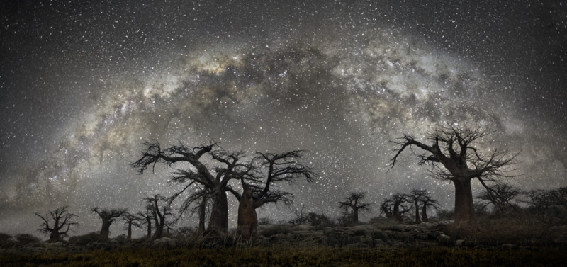 Beth Moon. Diamond Nights