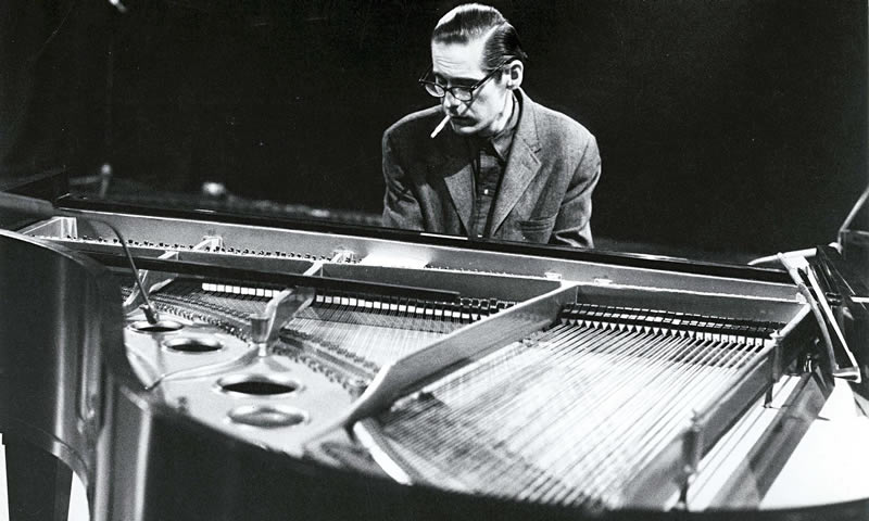 Bill Evans. Photograph: David Redfern.