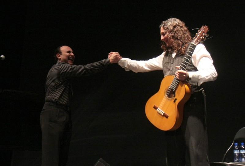 Michel Camino & Tomatito