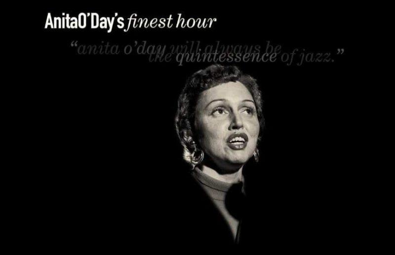 Anita O'Day's Finest Hour