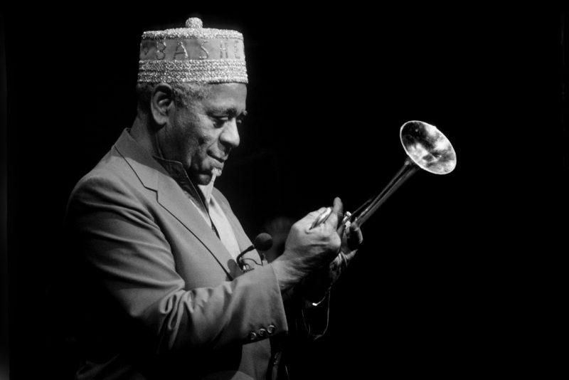 Dizzy Gillespie,'In a Moment': Glasgow, 1990