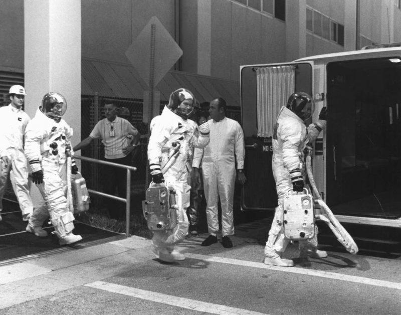 Tripulación del Apollo 11