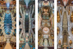 Richard Silver. Vertical Churches