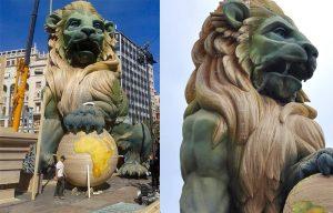 Manolo García - Esculturas - Las Fallas