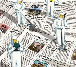 Medios de comunicación: verdad contra mentira