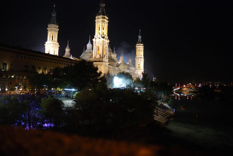 Fiestas del Pilar, 2017